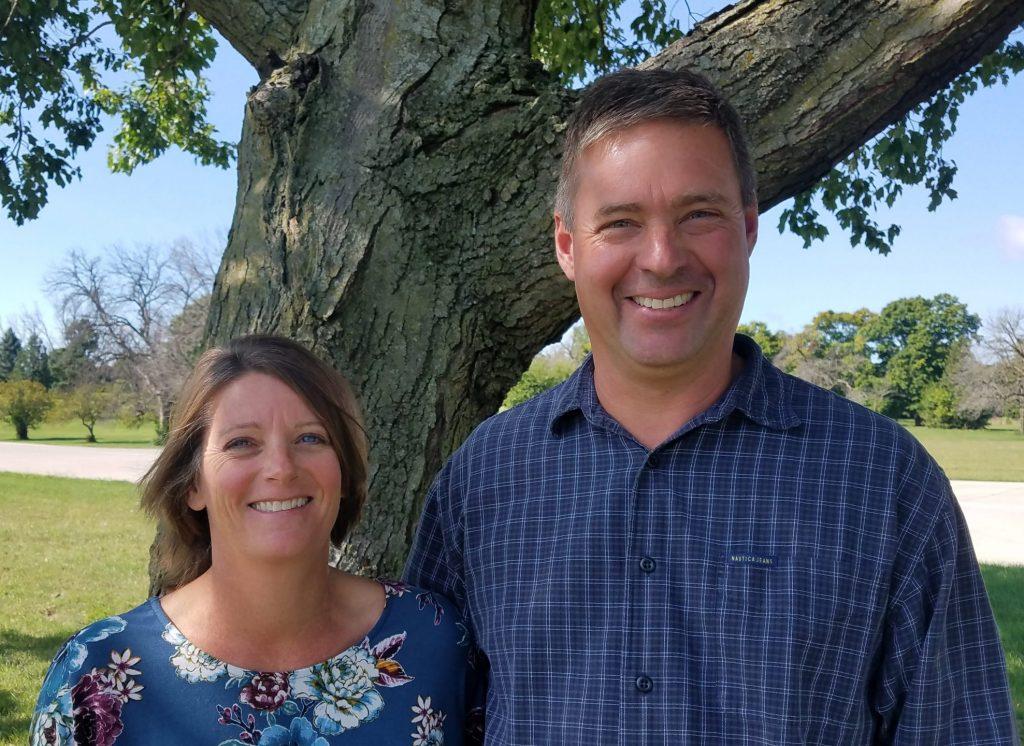 John & Monica Osterhaus